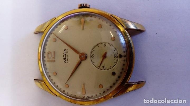 Relojes de pulsera: Impresionante Reloj Vulcain Gran Prix - Foto 2 - 149771781