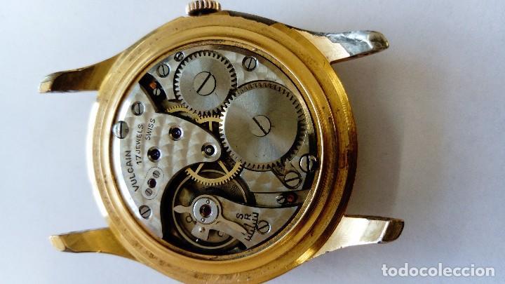 Relojes de pulsera: Impresionante Reloj Vulcain Gran Prix - Foto 4 - 149771781
