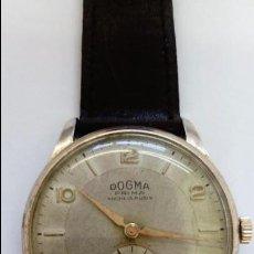 Relojes de pulsera: RELOJ DOGMA PRIMA DE 39 MM. Lote 102669831