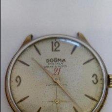 Relojes de pulsera: RELOJ DOGMA PRIMA 21. Lote 102670411