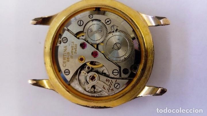 Relojes de pulsera: Reloj Certina segundero Central - Foto 3 - 102671259