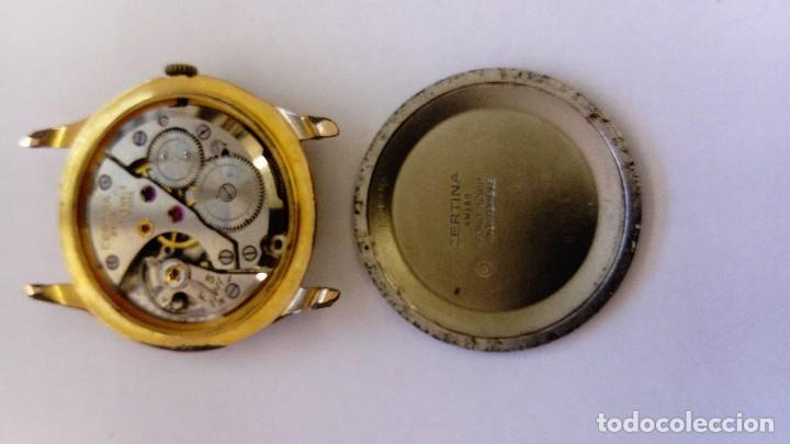 Relojes de pulsera: Reloj Certina segundero Central - Foto 5 - 102671259
