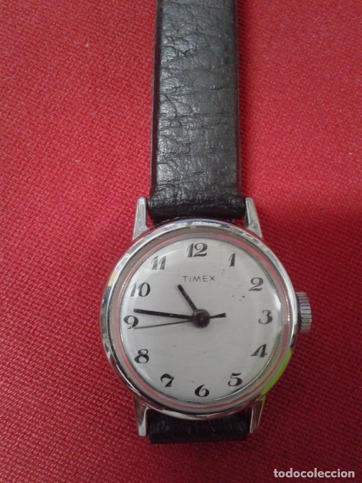 RELOJ MARCA TIMEX - FUNCIONA (Relojes - Pulsera Carga Manual)