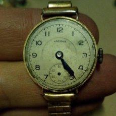 Relojes de pulsera: ANITGUO RELOJ ANCORA SIN CRISTAL. Lote 102929191