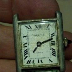 Relojes de pulsera: RELOJ LUCERNE. Lote 102929911
