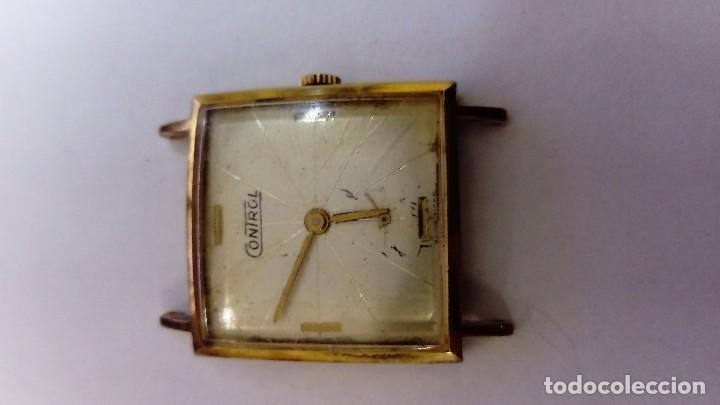Relojes de pulsera: Bonito Reloj Control Cuadrado - Foto 2 - 102956023