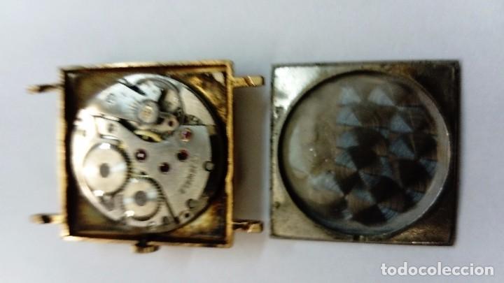 Relojes de pulsera: Bonito Reloj Control Cuadrado - Foto 5 - 102956023