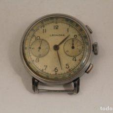 Relojes de pulsera: RELOJ ANTIGUO LEONIDAS SWISS MADE DE CARGA MANUAL . Lote 103003851
