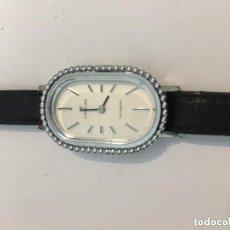 Relojes de pulsera: RELOJ DELKAR MANUAL NUEVO DE JOYERIA CERRADA. Lote 103115179