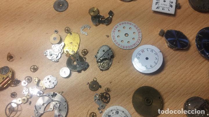 Relojes de pulsera: Gran colección de maquinas de reloj o relojes antiguos muy botitos, para reparar o para piezas... - Foto 110 - 103250643