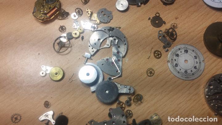 Relojes de pulsera: Gran colección de maquinas de reloj o relojes antiguos muy botitos, para reparar o para piezas... - Foto 115 - 103250643
