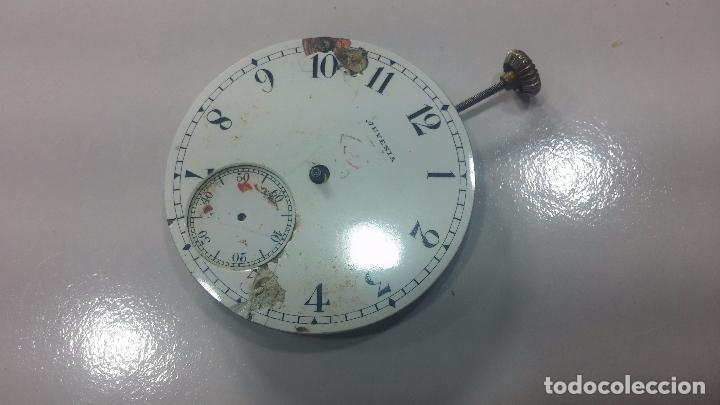 Relojes de pulsera: Gran colección de maquinas de reloj o relojes antiguos muy botitos, para reparar o para piezas... - Foto 122 - 103250643