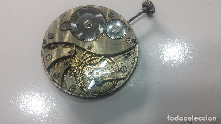 Relojes de pulsera: Gran colección de maquinas de reloj o relojes antiguos muy botitos, para reparar o para piezas... - Foto 123 - 103250643
