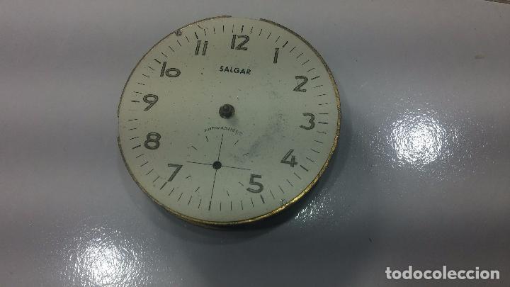 Relojes de pulsera: Gran colección de maquinas de reloj o relojes antiguos muy botitos, para reparar o para piezas... - Foto 124 - 103250643