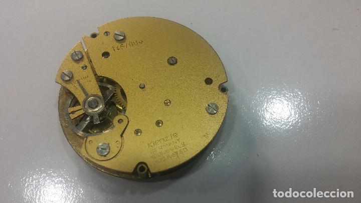 Relojes de pulsera: Gran colección de maquinas de reloj o relojes antiguos muy botitos, para reparar o para piezas... - Foto 125 - 103250643