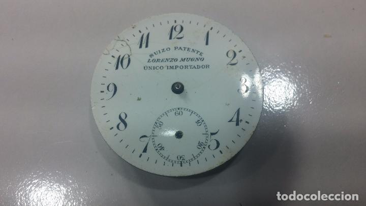 Relojes de pulsera: Gran colección de maquinas de reloj o relojes antiguos muy botitos, para reparar o para piezas... - Foto 126 - 103250643