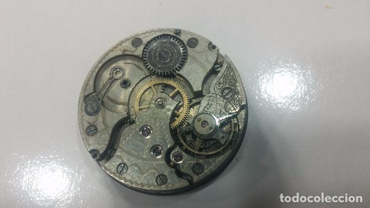 Relojes de pulsera: Gran colección de maquinas de reloj o relojes antiguos muy botitos, para reparar o para piezas... - Foto 127 - 103250643