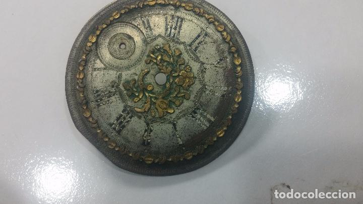 Relojes de pulsera: Gran colección de maquinas de reloj o relojes antiguos muy botitos, para reparar o para piezas... - Foto 128 - 103250643
