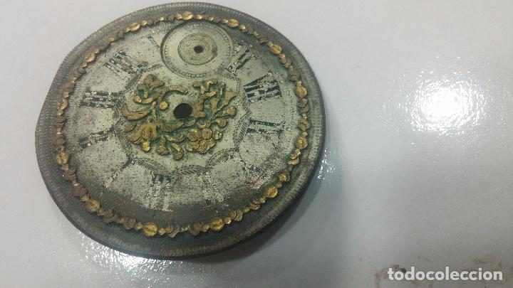 Relojes de pulsera: Gran colección de maquinas de reloj o relojes antiguos muy botitos, para reparar o para piezas... - Foto 129 - 103250643