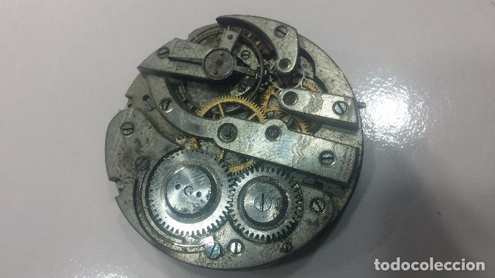 Relojes de pulsera: Gran colección de maquinas de reloj o relojes antiguos muy botitos, para reparar o para piezas... - Foto 133 - 103250643