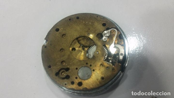 Relojes de pulsera: Gran colección de maquinas de reloj o relojes antiguos muy botitos, para reparar o para piezas... - Foto 134 - 103250643
