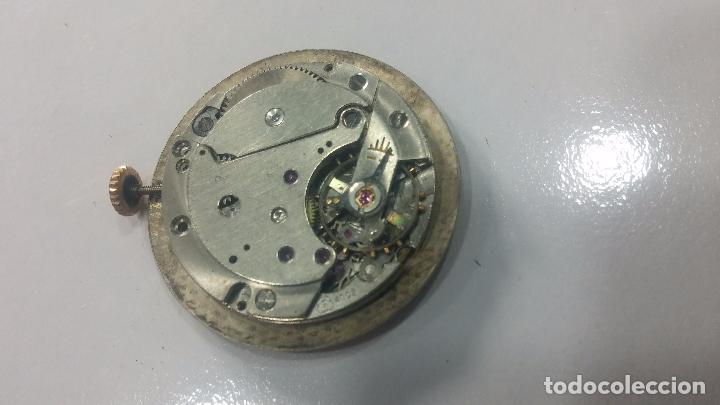 Relojes de pulsera: Gran colección de maquinas de reloj o relojes antiguos muy botitos, para reparar o para piezas... - Foto 136 - 103250643