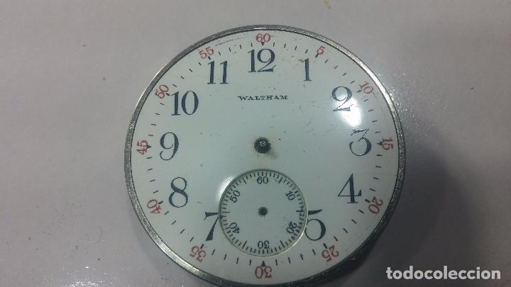 Relojes de pulsera: Gran colección de maquinas de reloj o relojes antiguos muy botitos, para reparar o para piezas... - Foto 137 - 103250643