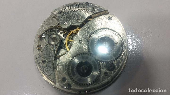 Relojes de pulsera: Gran colección de maquinas de reloj o relojes antiguos muy botitos, para reparar o para piezas... - Foto 138 - 103250643