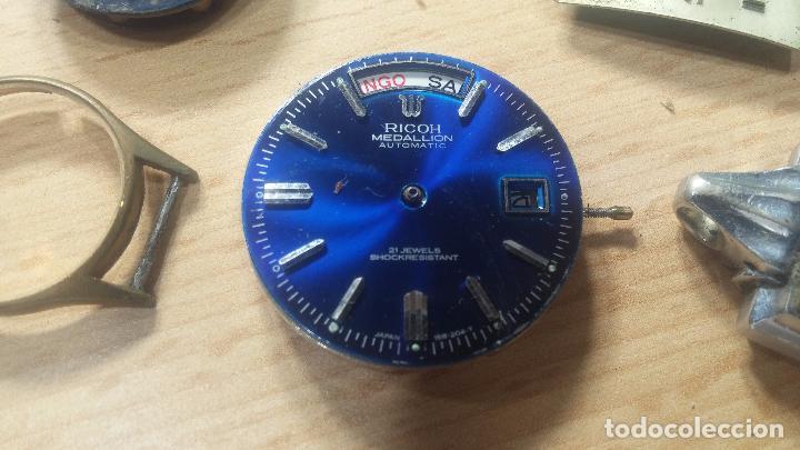Relojes de pulsera: Gran colección de maquinas de reloj o relojes antiguos muy botitos, para reparar o para piezas... - Foto 141 - 103250643