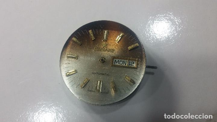 Relojes de pulsera: Gran colección de maquinas de reloj o relojes antiguos muy botitos, para reparar o para piezas... - Foto 143 - 103250643