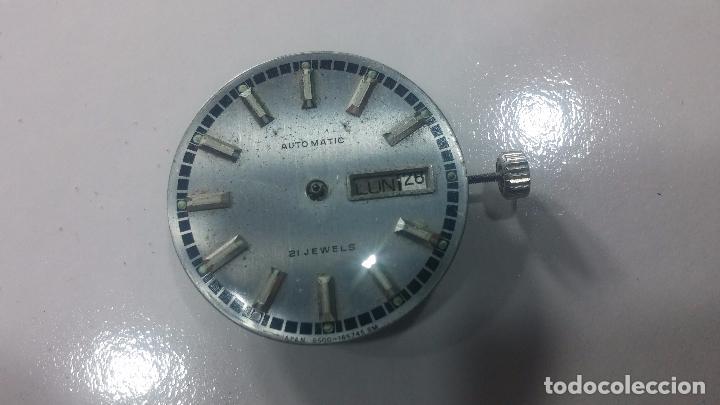 Relojes de pulsera: Gran colección de maquinas de reloj o relojes antiguos muy botitos, para reparar o para piezas... - Foto 147 - 103250643