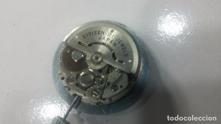 Relojes de pulsera: Gran colección de maquinas de reloj o relojes antiguos muy botitos, para reparar o para piezas... - Foto 148 - 103250643