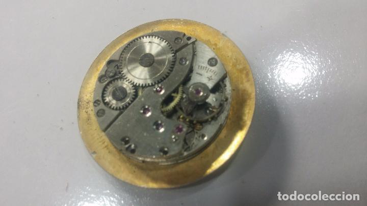 Relojes de pulsera: Gran colección de maquinas de reloj o relojes antiguos muy botitos, para reparar o para piezas... - Foto 150 - 103250643