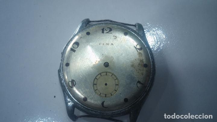 Relojes de pulsera: Gran colección de maquinas de reloj o relojes antiguos muy botitos, para reparar o para piezas... - Foto 151 - 103250643