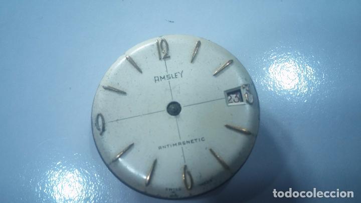 Relojes de pulsera: Gran colección de maquinas de reloj o relojes antiguos muy botitos, para reparar o para piezas... - Foto 154 - 103250643