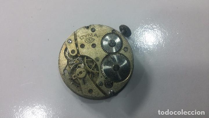 Relojes de pulsera: Gran colección de maquinas de reloj o relojes antiguos muy botitos, para reparar o para piezas... - Foto 155 - 103250643