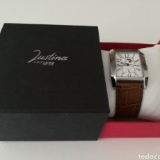 Relojes de pulsera: RELOJ JUSTINA. Lote 103270122