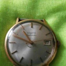 Relojes de pulsera: RELOJ DE PULSERA DUWARD DIPLOMATIC FUNCIONANDO . Lote 103323967