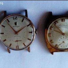Relojes de pulsera: DOS RELOJES FESTINA . Lote 103366619