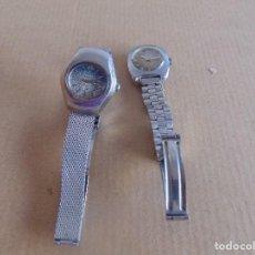 Relojes de pulsera: 2 PEQUEÑOS RELOJES MUJER RELOJ MARCA DUWARD Y ORIENT NO ESTAN PROBADOS. Lote 103445063