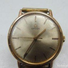 Relojes de pulsera: ANTIGUO RELOJ PULSERA MARCA OMEGA CARGA MANUAL SUIZA CALIBRE 601. Lote 103503795