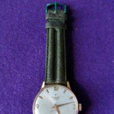 Relojes de pulsera: ANTIGUO RELOJ DE PULSERA RADIANT. 21 RUBIS. SWISS. CARGA MANUAL-CUERDA. EN FUNCIONAMIENTO.CABALLERO. Lote 103864391
