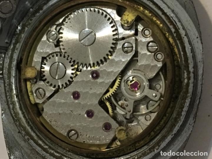 Relojes de pulsera: Reloj Tormas en acero completo con carga manual en funcionamiento - Foto 6 - 103870851