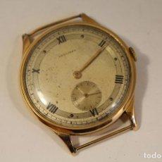 Relojes de pulsera: RELOJ LONGINES ORO 18K. FUNCIONANDO. Lote 103893911