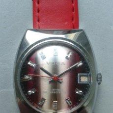 Relojes de pulsera: RELOJ VINTAGE DE CABALLERO. MARCA VOGA. FUNCIONANDO.. Lote 103917255