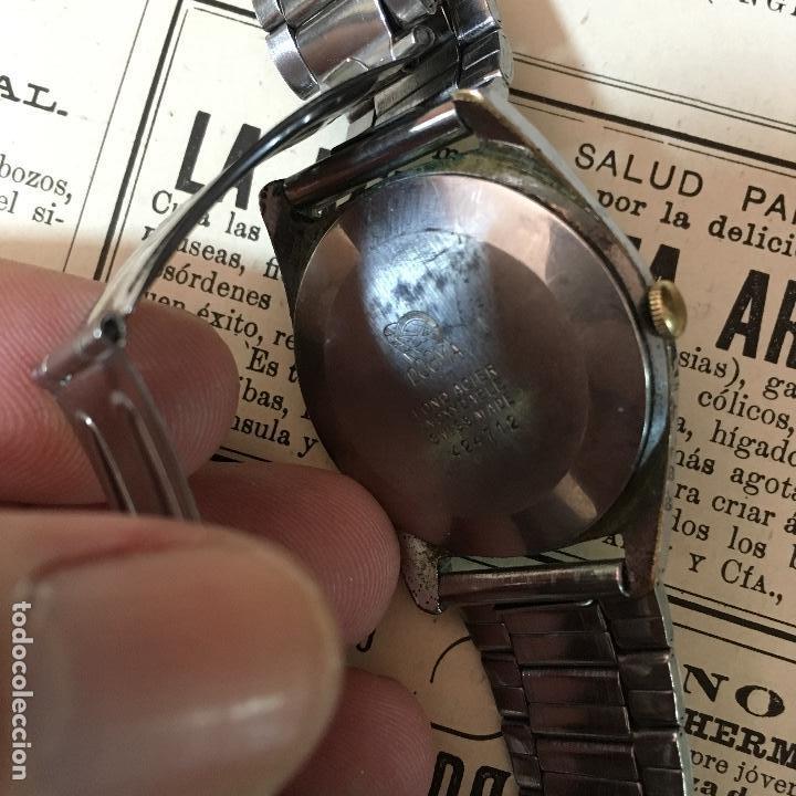 Relojes de pulsera: Reloj Dogma Prima a cuerda, funciona - Foto 3 - 104021939