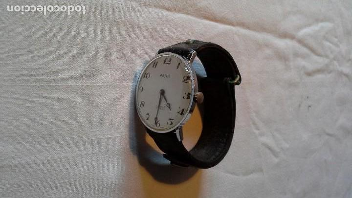 ANTIGUO RELOJ AVIA HECHO EN SUIZA (Relojes - Pulsera Carga Manual)