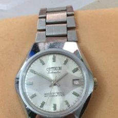 Relojes de pulsera: RELOJ PULSERA CARGA MANUAL VINTAGE. Lote 104406076