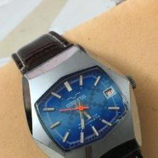 Relojes de pulsera: RELOJ PULSERA CARGA MANUAL VINTAGE. Lote 104406780