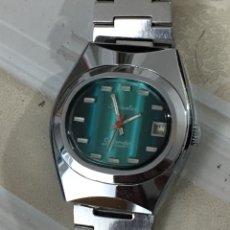 Relojes de pulsera: RELOJ PULSERA CABALLERO VINTAGE CARGA MANUAL. Lote 104407104